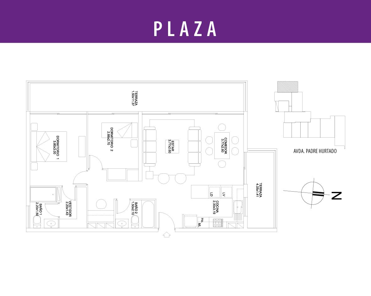 Planta Plaza